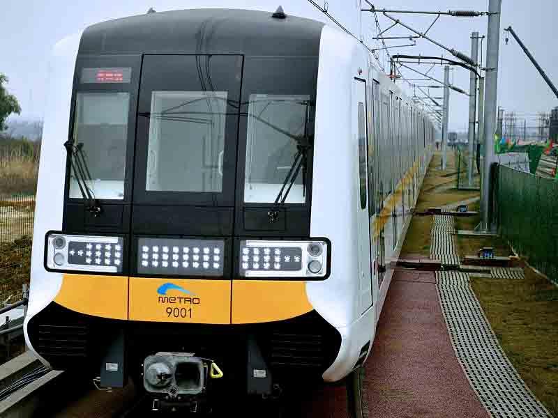 Беспилотный поезд