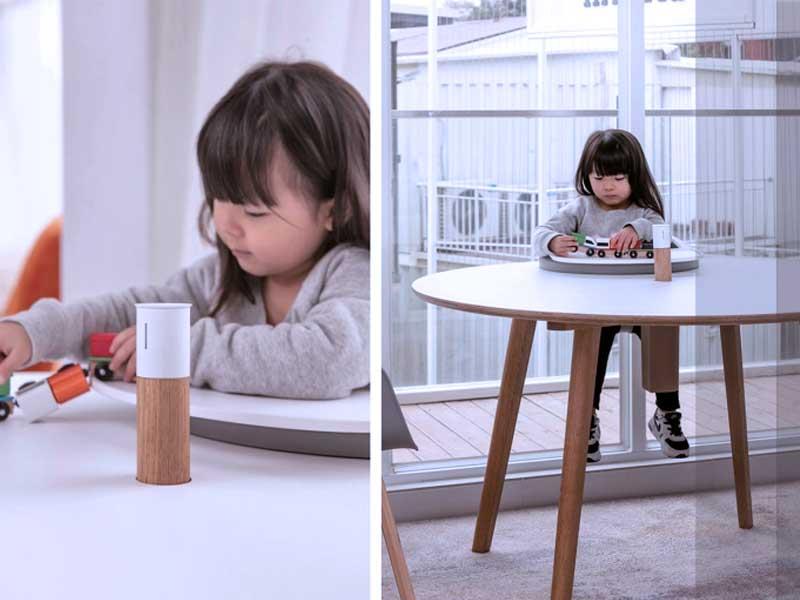 Умный стол для кормления младенцев
