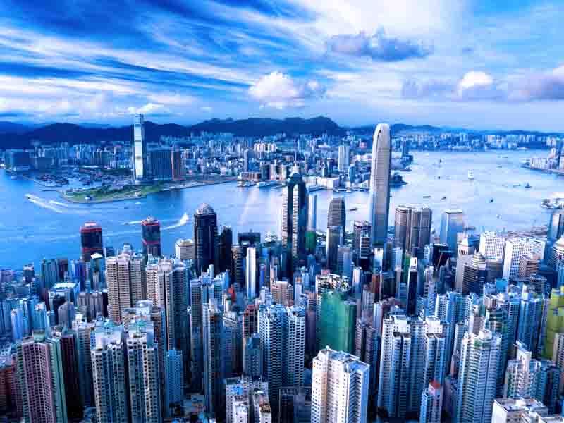 ТОП-10 крупнейших городов Китая: Гонконг