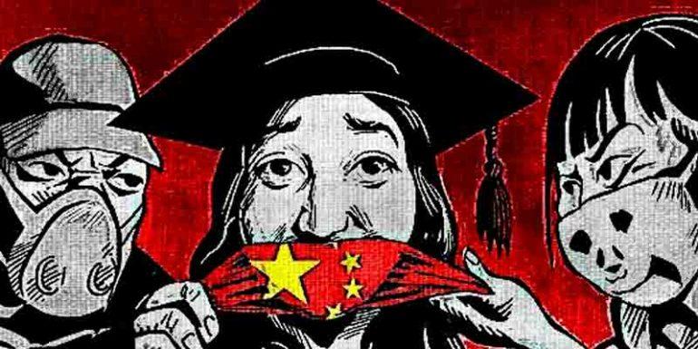 Китай стремительно наращивает цензуру