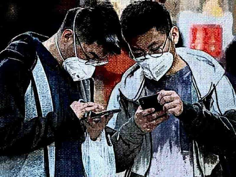 Китайский рынок смартфонов упал из-за коронавируса
