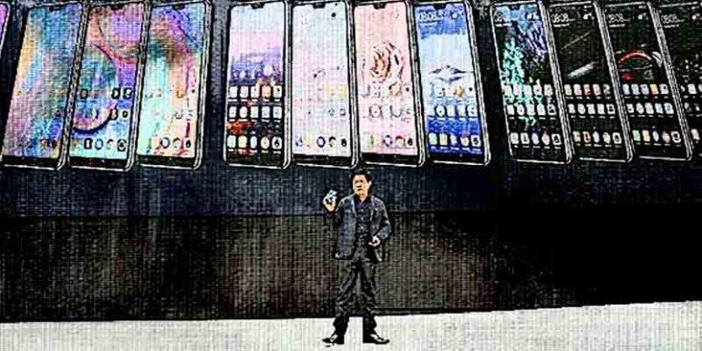 Китайский рынок смартфонов: компании-гиганты