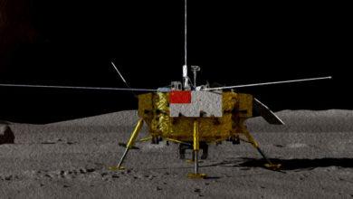 Photo of Китайский зонд Chang'e-4 возобновляет работу на 17-й лунный день