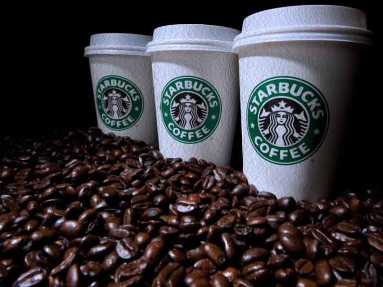 Инвестирование от Starbucks China