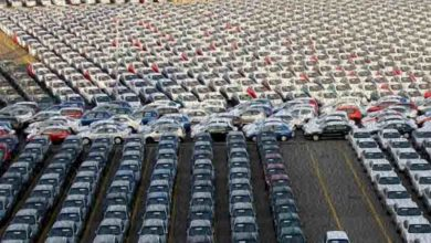 Продажи легковых автомобилей
