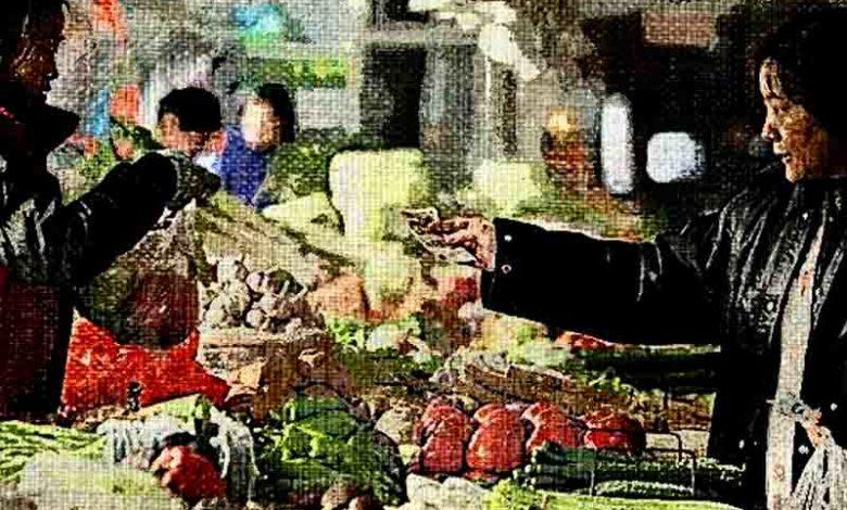 Снижение цен на продукты питания ослабит потребительскую инфляцию в Китае