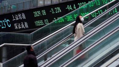 сокращение роста экономики Китая