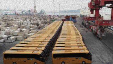 высококлассных автобусов