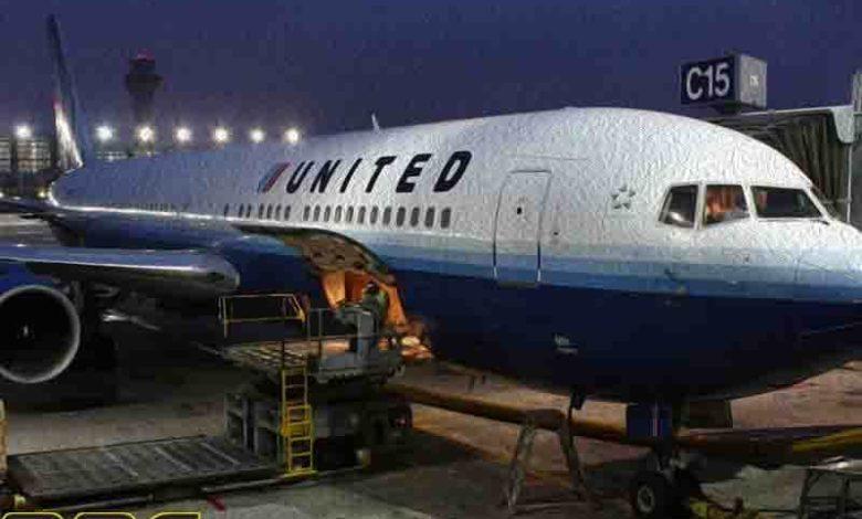 United Airlines возобновят полеты