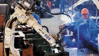 промышленных роботов