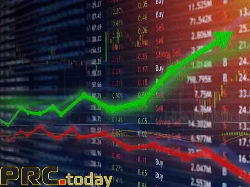 фондового рынка Китая