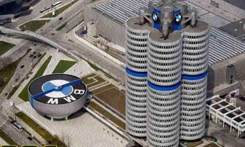 BMW с Alibaba