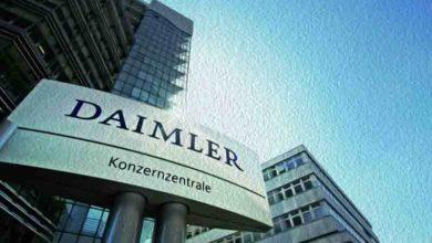 Daimler приобрел акций