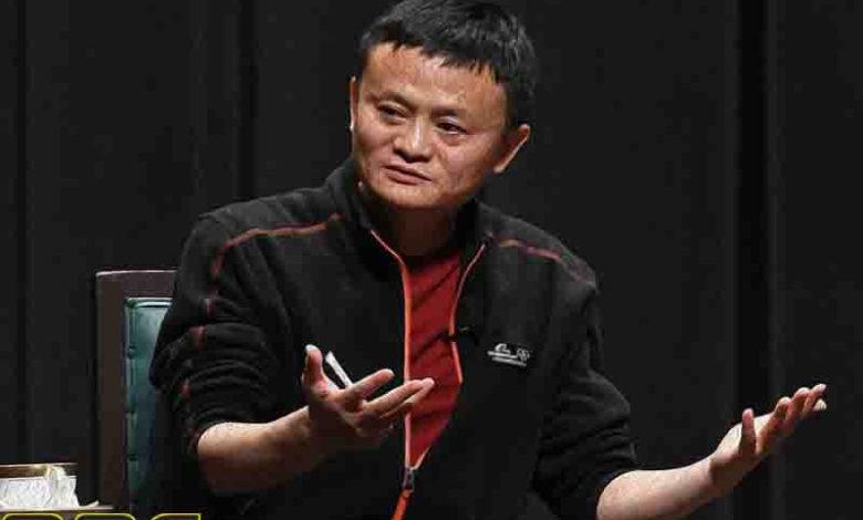 Джек Ма из Alibaba