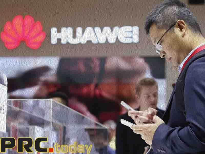 Huawei увеличила прибыль