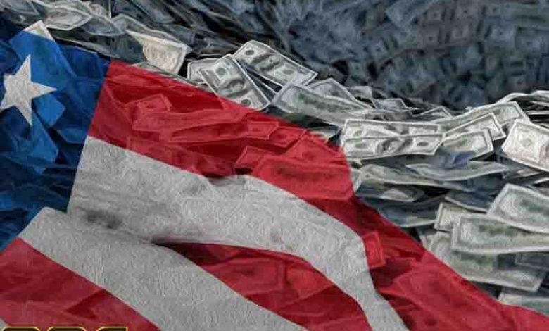 США долг перед Китаем