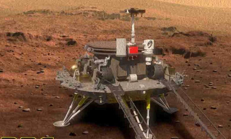 миссию Китая на Марс