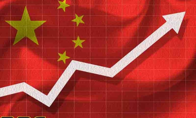 ВВП Китая вырос