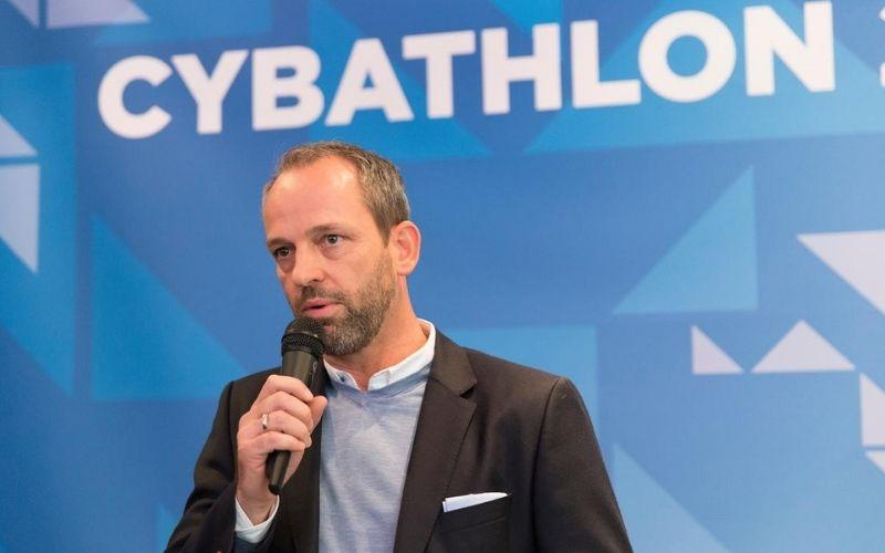 Роберт Ринер, руководитель Реабилитационного инженерного и научного центра ETH Zurich