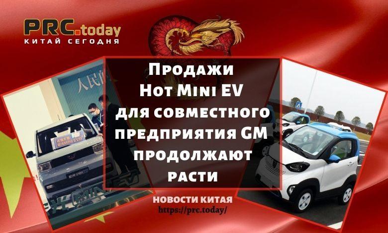 Hot Mini EV
