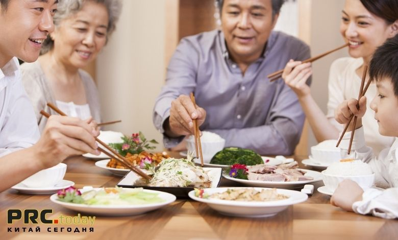 Путешествие: Правила поведения за столом в Китае
