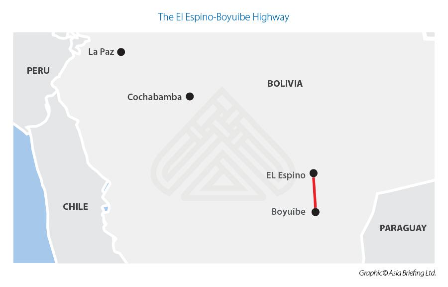 Южноамериканские проекты «Один пояс, один путь», на которые стоит обратить внимание иностранным инвесторам карта 1