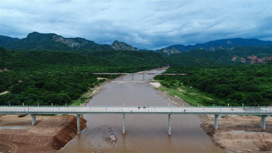 Боливия: проект автомагистрали Эль-Эспино-Бойибе – связывает Боливию с Аргентиной и Парагваем
