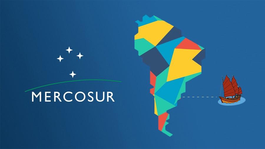 Уругвай: ворота Китая в Mercosur