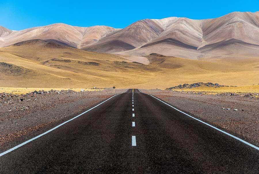 Аргентина: национальная автомагистраль B – соединение национальных промышленных зон с портами