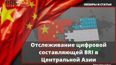 Отслеживание цифровой составляющей BRI в Центральной Азии