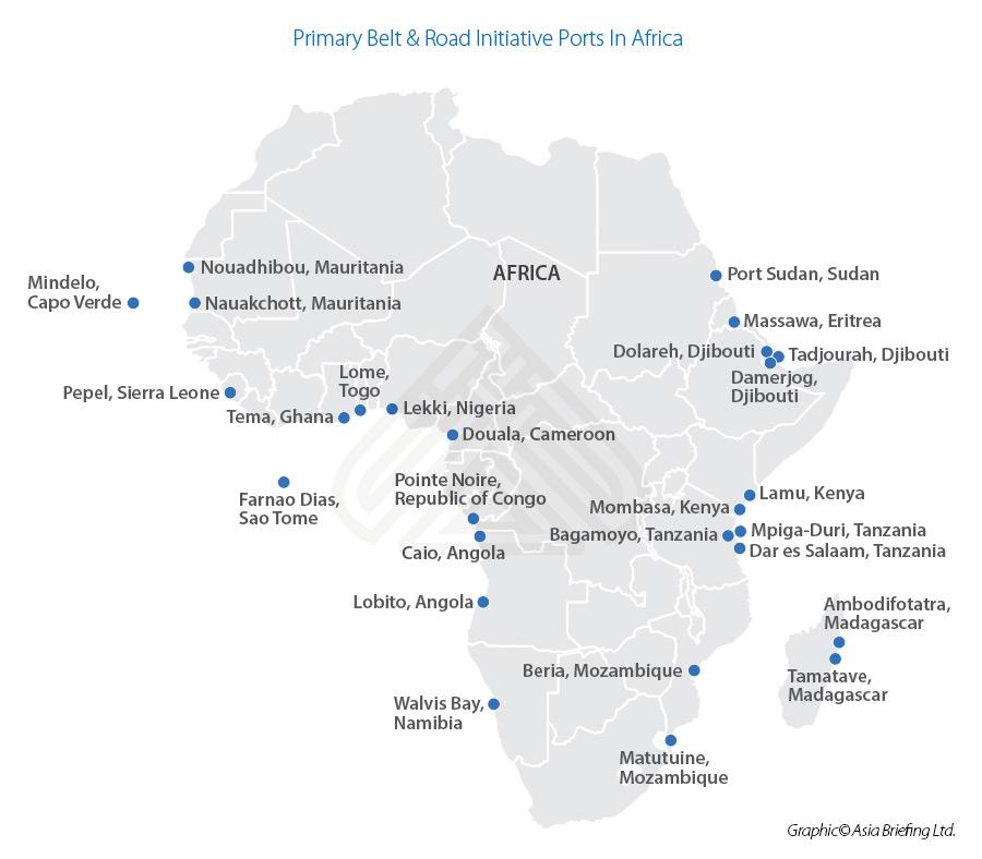 Китайская инициатива «Африканский пояс и путь»