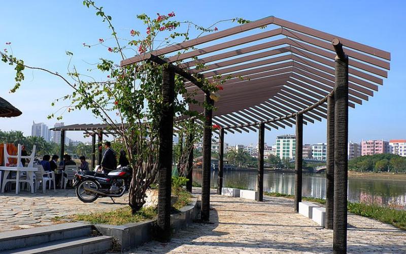 Парк Эгрет город Саньи