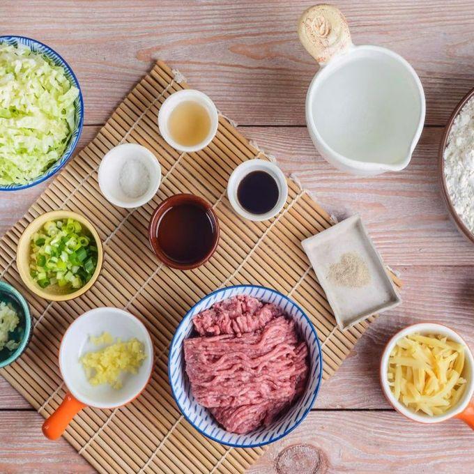 Рецепт цзяоцзы
