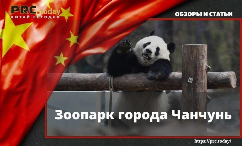 Зоопарк города Чанчунь