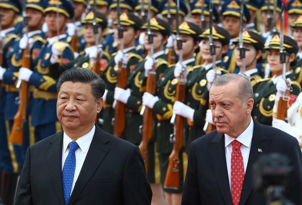 Китайско-иранский пакт меняет правила игры