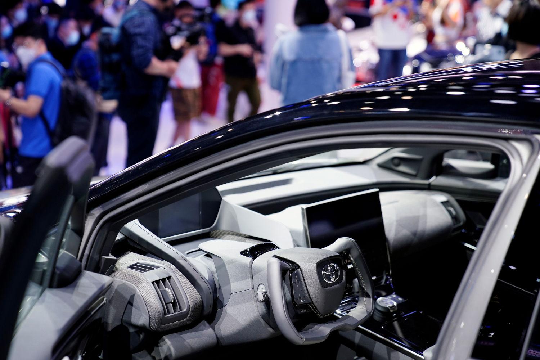 Новости шанхайской автомобильной выставки