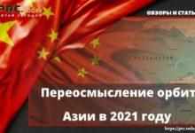 Переосмысление орбит Азии в 2021 году