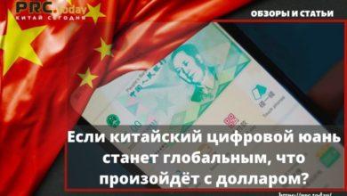 Если китайский цифровой юань станет глобальным, что произойдёт с долларом?