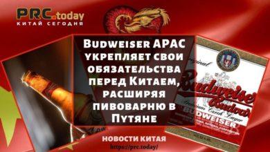 Budweiser APAC укрепляет свои обязательства перед Китаем, расширяя пивоварню в Путяне