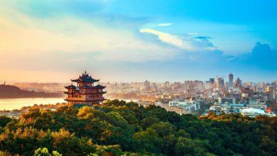 Города Китая: Ханчжоу