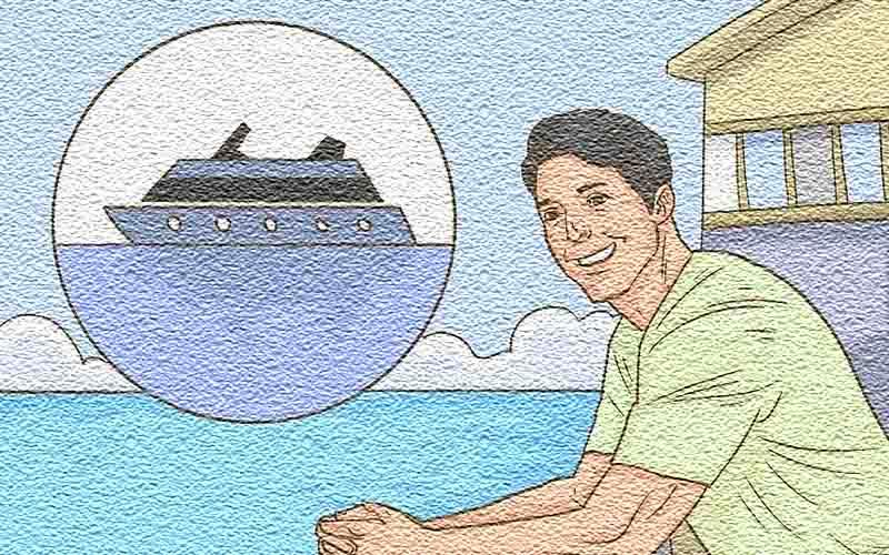 Путешествие в Китай на корабле