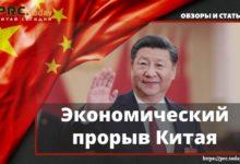 Экономический прорыв Китая